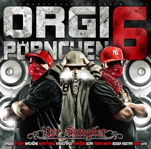 5 Orgi pörnchen