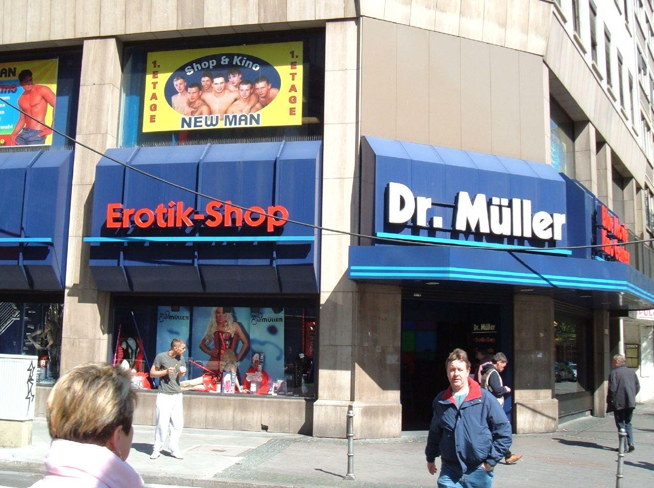 frankfurt Erotik shop