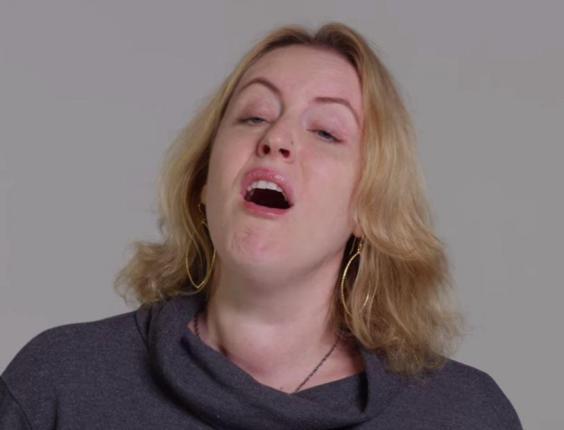 orgasm tube Female