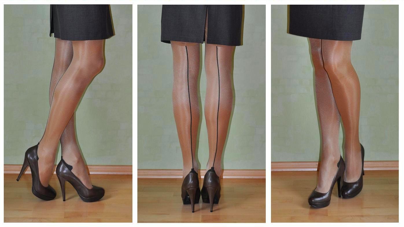 Frauen in nylons