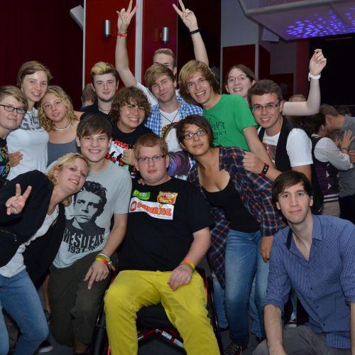 dortmund Gay party