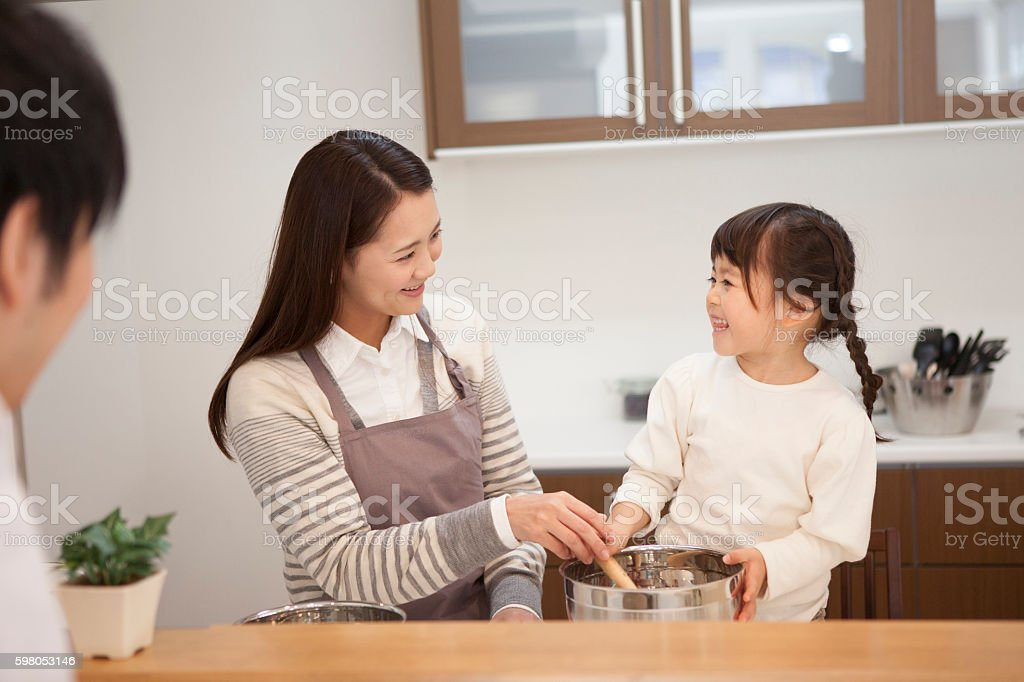 mom Horny japanese