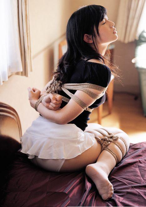 bondage Japanese girl