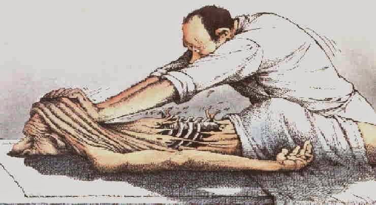 bilder Lustige massage