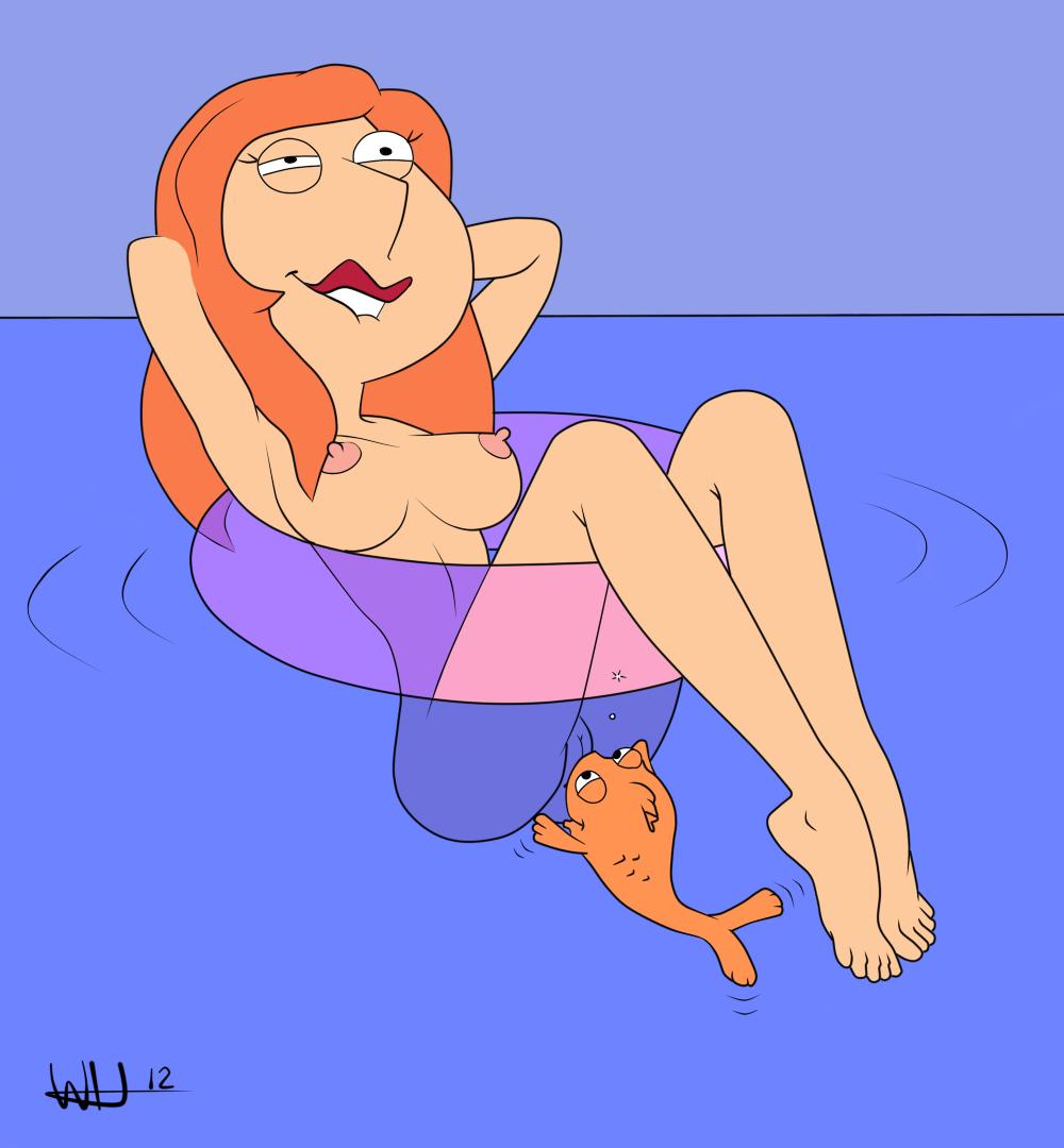 griffin nackt Meg