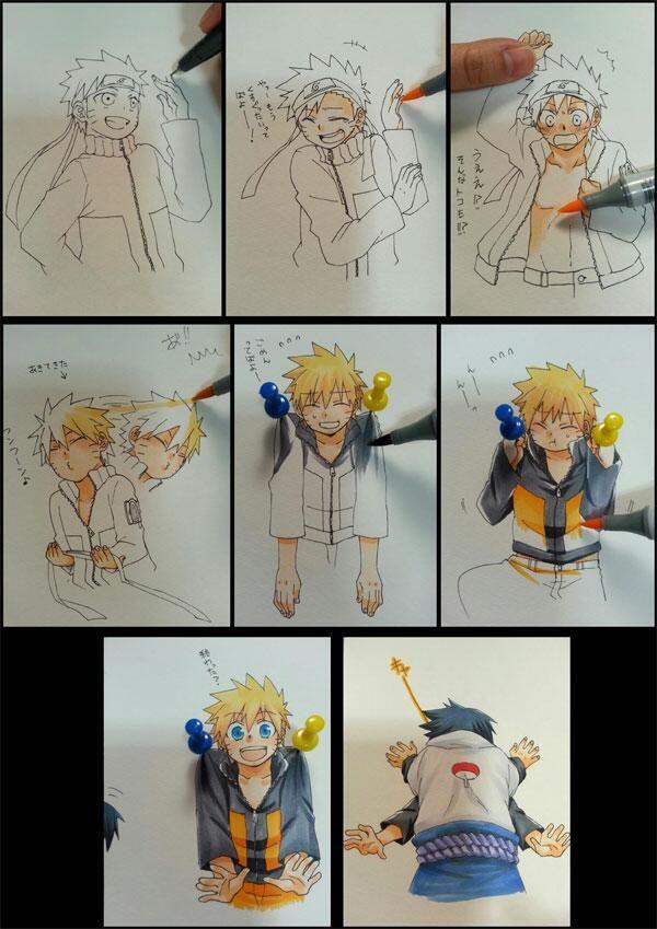 sex spiele Naruto
