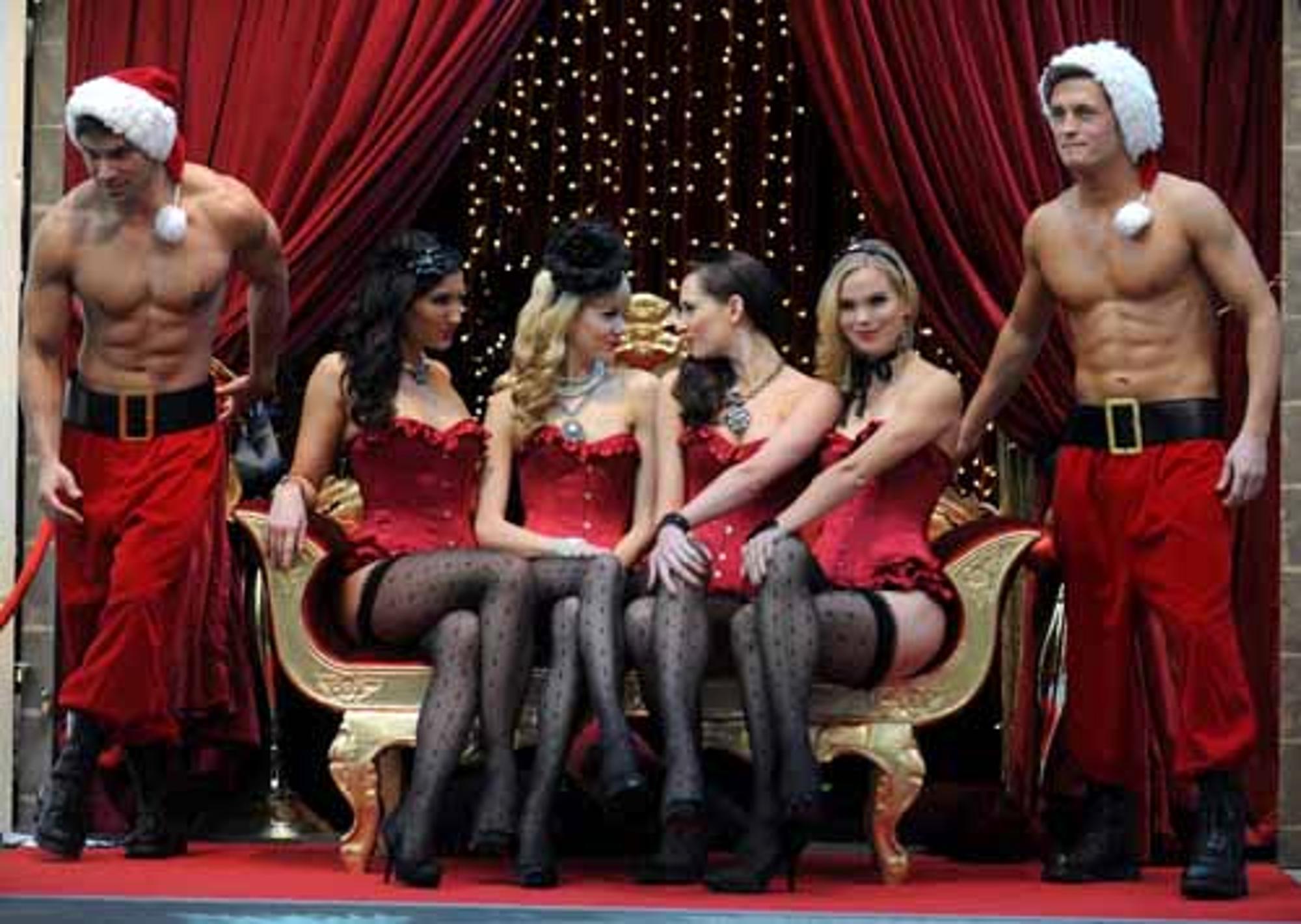 bilder sexy Nikolaus