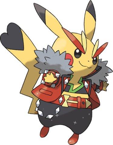 cosplay Pokemon maike