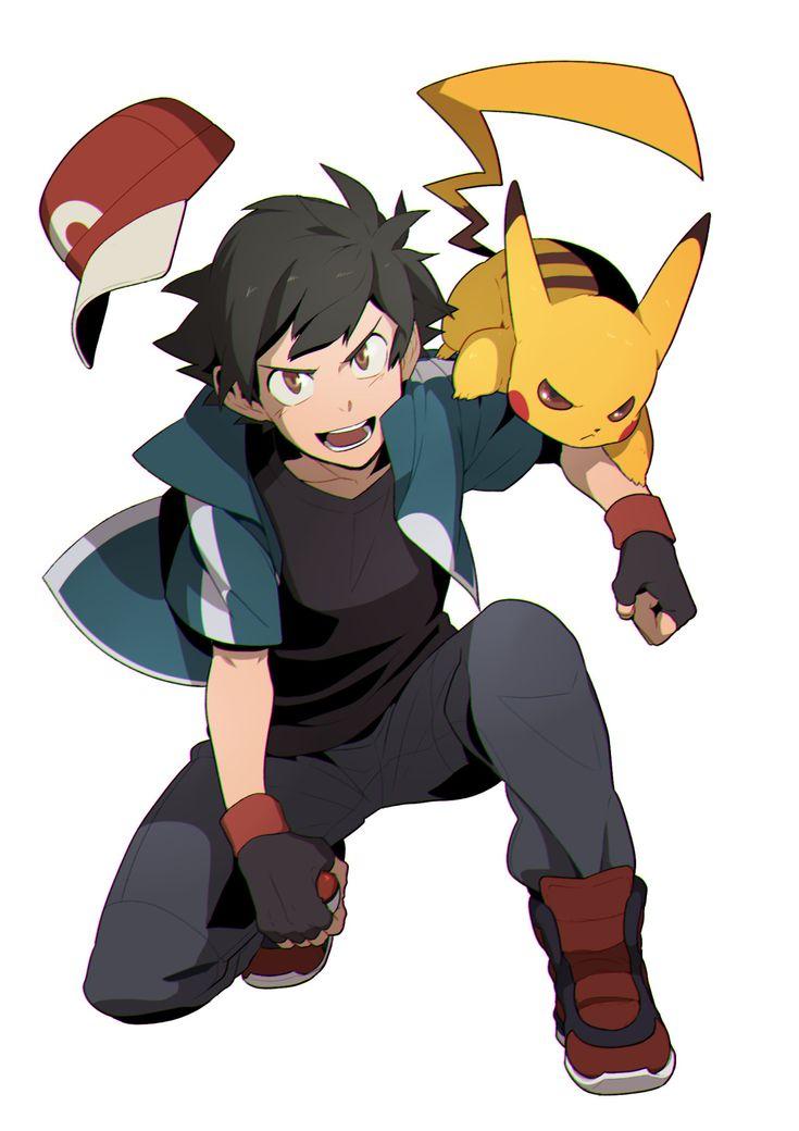 Pokemon sonne charakter