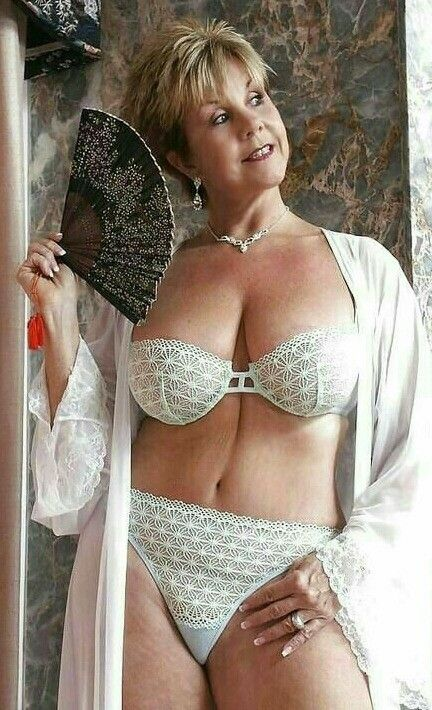 woman Sexy older