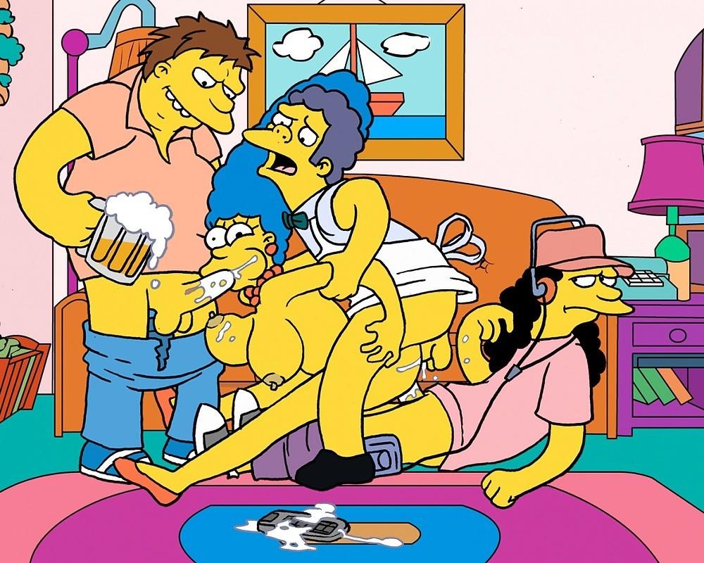 porn pic Simpsons