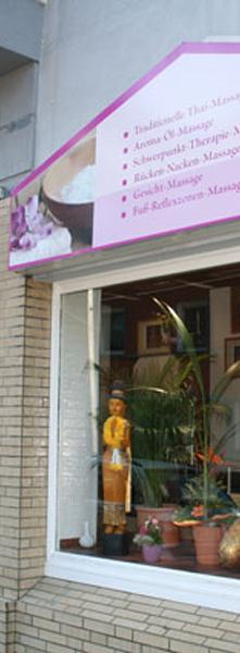 massage werden Thai essen