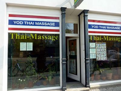 görlitz Thai massage