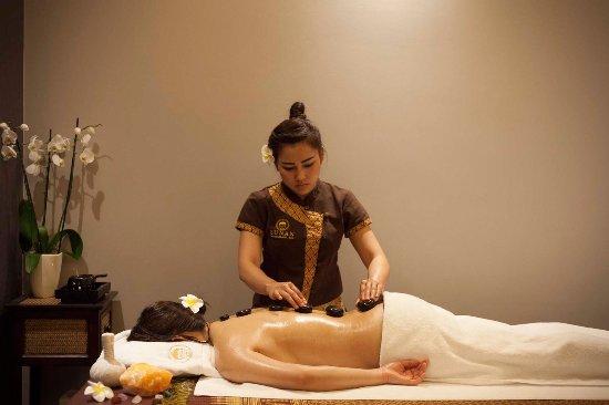 massage handentspannung Thai mit