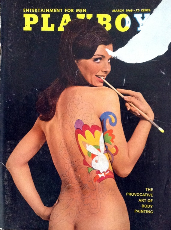 playboy pictorials Vintage